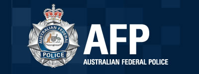 Australin Federal Police-Embroidery